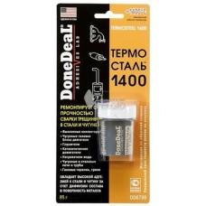 DONE DEAL DD6799 Термосталь 1400 холодная сварка 85мл