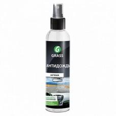 Средство для стекол и зеркал Grass «Антидождь» 250мл 135250