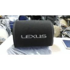 Органайзер в багажник Lexus, черный маленький