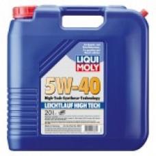 Liqui Moly Leichtlauf High Tech 5W-40, 20л.(3867)