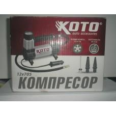 KOTO Автокомпрессор  12V-705