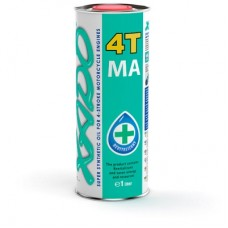 XADO XA 20132 Atomic Oil 10W-40 4T MA SuperSynthetic, 1л