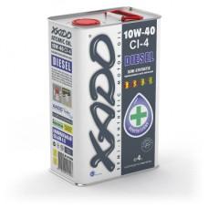 XADO XA 20249 Atomic Oil Diesel 10W-40 CI-4  4л