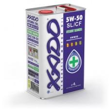 XADO XA 20207 Atomic Oil 5W-50 SL/CF, 4л