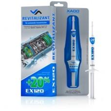 XADO XA 10031 Ревитализант EX120 для автоматических трансмиссий, 8 мл
