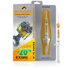 XADO XA 10034 Ревитализант EX120 для дизельных двигателей, 8 мл