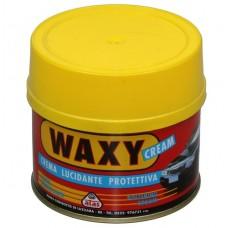 ATAS WAXY CREAM Полироль для кузова, защитный крем-воск 250мл