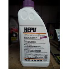 HEPU Антифриз G12 Plus концентрат -80°С 1.5л