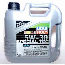 Liqui Moly Special Tec AA Синтетическое Моторное Масло 5W-30 4л (7516)