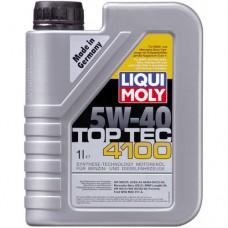 Liqui Moly Top Tec 4100 Синтетическое Моторное Масло 5W-40, 1л (7500)