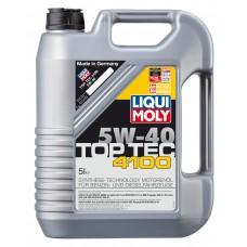 Liqui Moly Top Tec 4100 Синтетическое Моторное Масло 5W-40, 5л (7501)