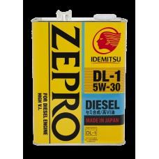 4L ZEPRO DIESEL DL-1 5W-30