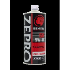 1L ZEPRO RACING 5W-40 SN Fully-Synthetic