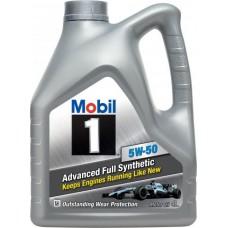 Mobil 1 5W‑50, 4л