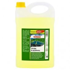 SONAX  Летняя жидкость омывателя  лимон (Германия) 4л 260405