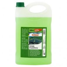 SONAX Летняя жидкость омывателя  Яблоко (Германия) 4л 261405