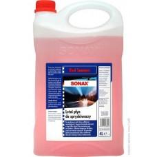 SONAX Летняя  жидкость омывателя Красное лето (Германия) 266405 4л