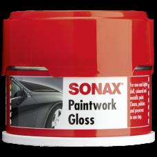 SONAX PaintWork Gloss Защитный крем-полироль  (Германия) 250мл 316200