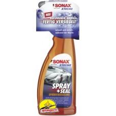 SONAX XTREME Spray +Seal Защитное покрытие для кузова с силантом  (Германия) 750 мл 243400