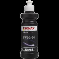 SONAX Profiline Hard Wax Carnauba HW 02-04 Твердый воск  (Германия) 250мл 280141