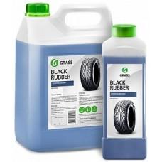 Grass Полироль для шин «Black Rubber» 5.7кг.125231