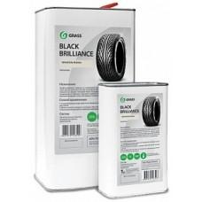 Grass Полироль для шин «Black Brilliance» жестяная тара 5л. 125101