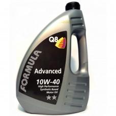 Q8 Formula масло моторное  Advanced 10W-40, 4л
