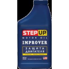 Step Up SP2240 Присадка к маслу защита двигателя, 444мл