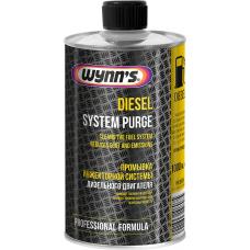 Wynn's  PN89195 Diesel System Purge - промывка форсунок дизельной системы двигателя 1л